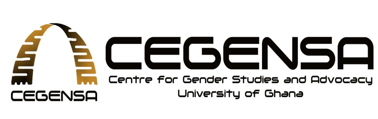 this picture shows the logo of the centre for gender studies and advocacy of the university of Ghana