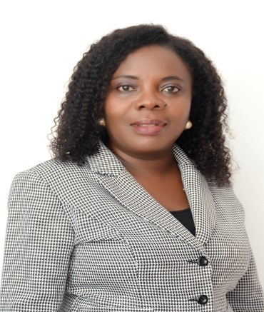 This picture shows of Prof. Dr. Charlotte Wrigley-Asante
