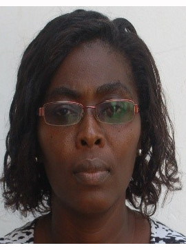 This picture shows Dr. Abena Oforiwaa Ampomah